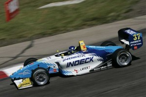 Forsythe Championship Racing tests World Speed Champion