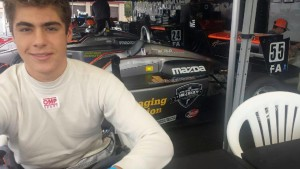 World Speed VMB Scholarship Winner Carter Williams is heading to Portland International Raceway