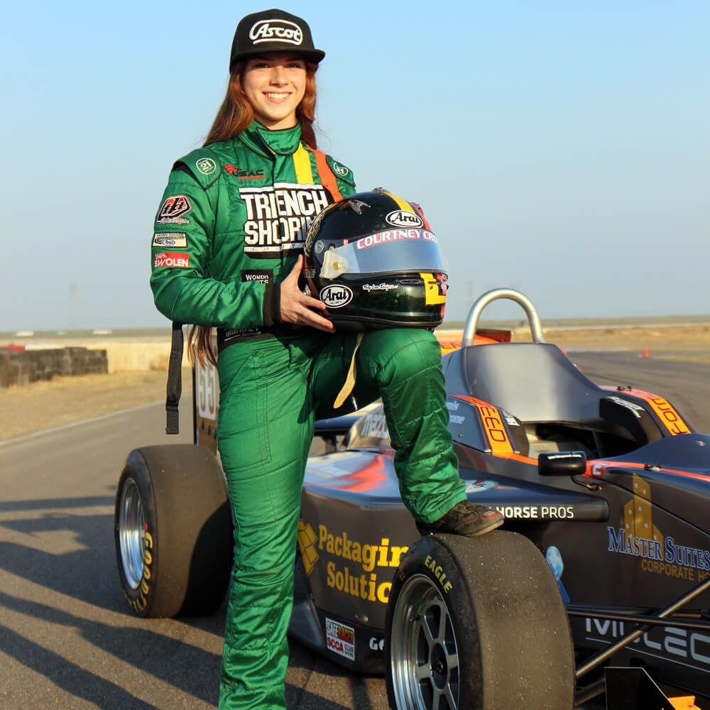 Learn To Be A Racing Car Driver