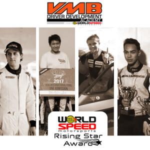 Rising Star Award Winners and VMB Scholarship Nominees