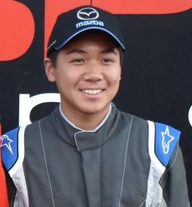 Bryson Lew FormulaSPEED racer
